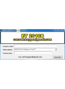 caterpillar electronic technician 2011b keygen