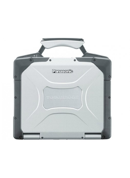 Panasonic CF-31 laptop installed Heavy Duty Diagnostic