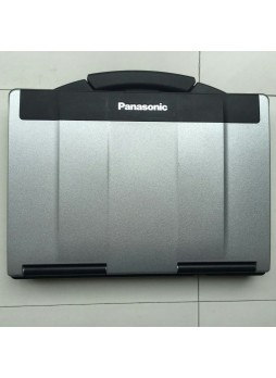 Panasonic CF53 laptop installed Heavy Duty Diagnostic software package 2018
