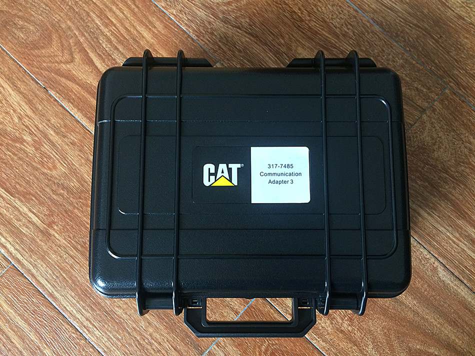 Panasonic CF52 laptop with Real cat et adapter 3 install ET